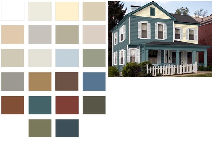 siding-seattle-colors | Washington Energy Services