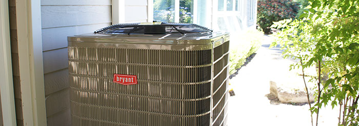Bryant Heat Pump Installed and sold lynnwood washington seattle area