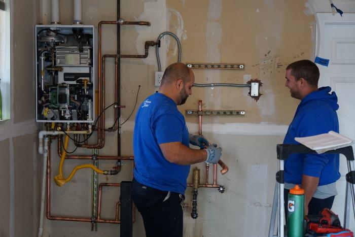 Washington Energy Services Plumbers
