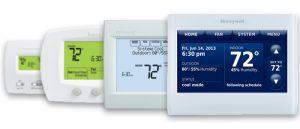 honeywell thermostats installation seattle
