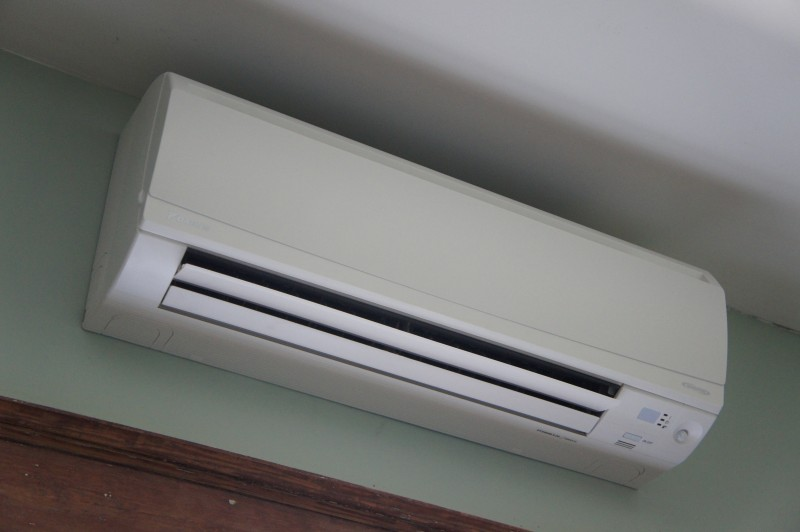everett wa daikin quaternity single zone ductless heat pump installation