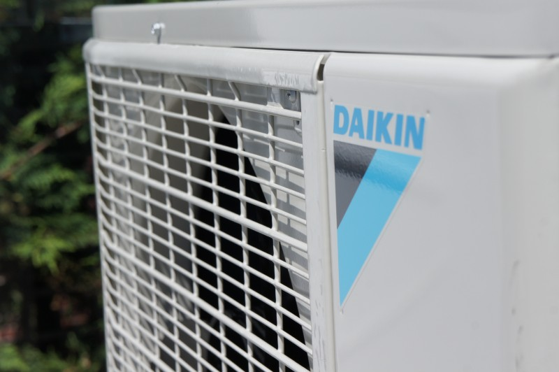 bremerton wa daikin 19 series ductless heat pump installation