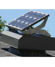 tacoma wa solar attic fan installation