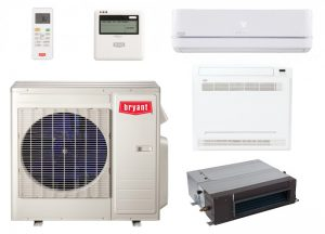 lynnwood, seattle & tacoma Bryant Preferred Multi-Zone Ductless Heat Pump