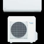 bremerton wa daikin quaternity single zone ductless heat pump installation
