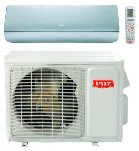 shelton wa bryant single zone ductless heat pump installation
