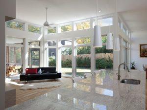 bellevue wa anderson 100 Series Living Room window installation