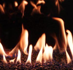 bellevue wa archgard dvi 31 gas fireplace black fire beads