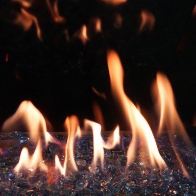 bellevue wa archgard dvi 31 gas fireplace Sky blue fire beads