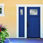 Codel Craftsman Fiberglass Door