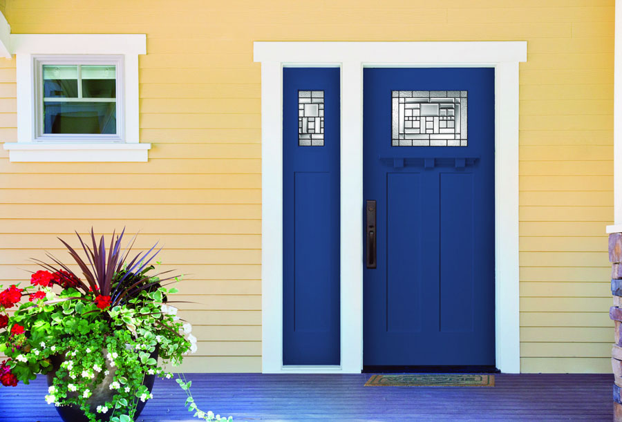 Seattle Fiberglass Exterior Door Installation Washington