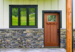 Codel Belleville Fiberglass Door