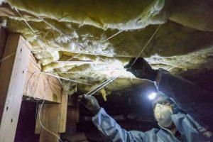 seattle area crawl space insulation installation company