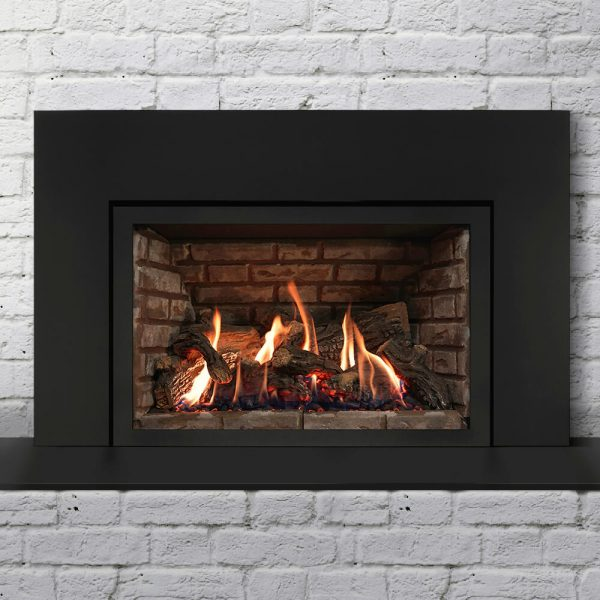 Seattle gas fireplace insert