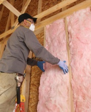 king county wa crawl space insulation installation