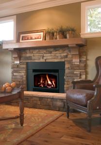 Archgard Optima 40 Fireplace