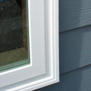 Brickmould trim windows seattle