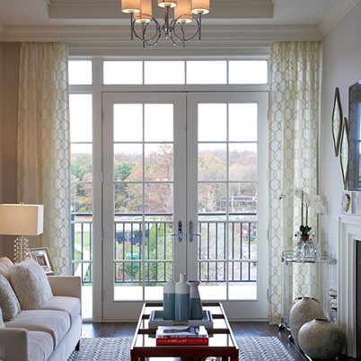 Andersen Windows Patio french Door sales and installation from washington energy
