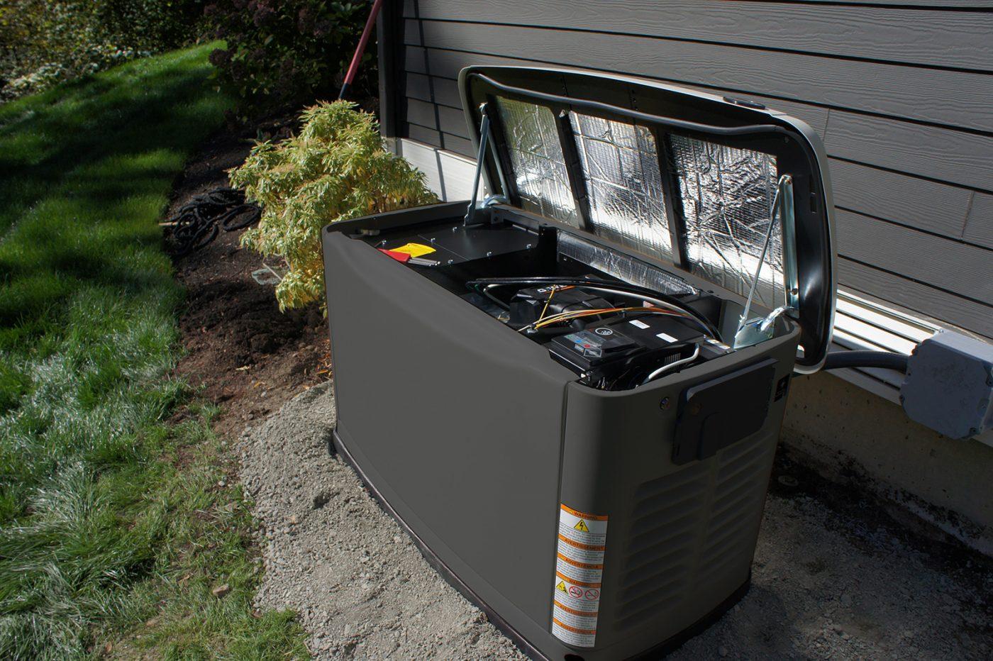 honeywell home standby backup generator installation