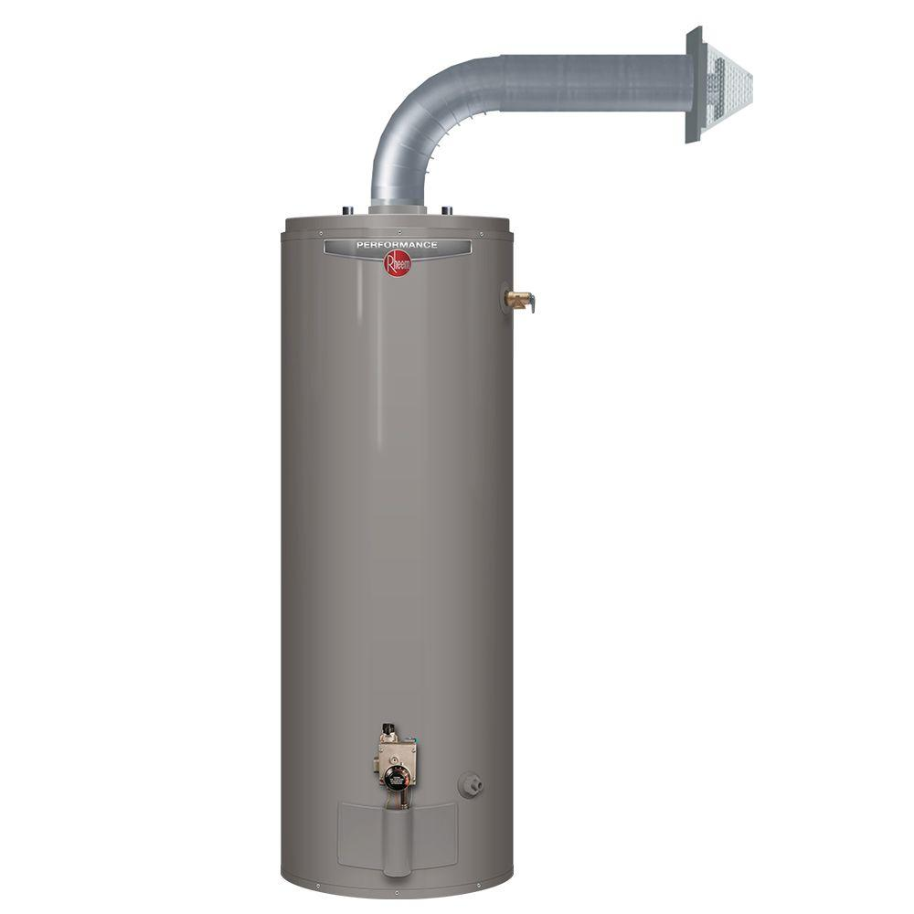 rheem gas direct vent water heater installation seattle