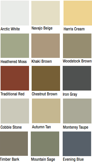 James Hardie Fiber Cement Siding installation color selection from washington energy