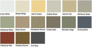 seattle wa james hardie siding color options
