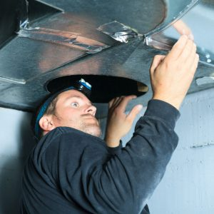 air duct cleaning