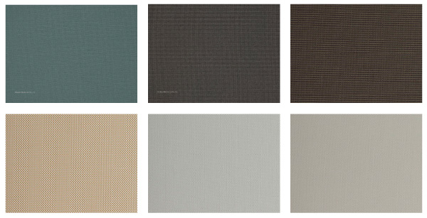 window shade color palette