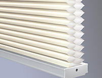 Lutron insulating honeycomb shades Light-Filtering Double Cell