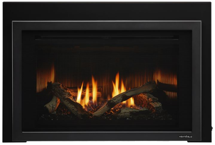 gas fireplace insert by heat and glo Everett Washington