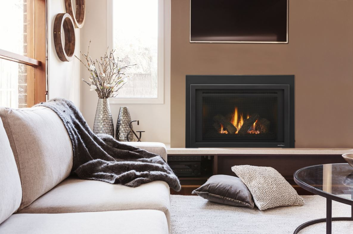 home fireplace installation in tacoma