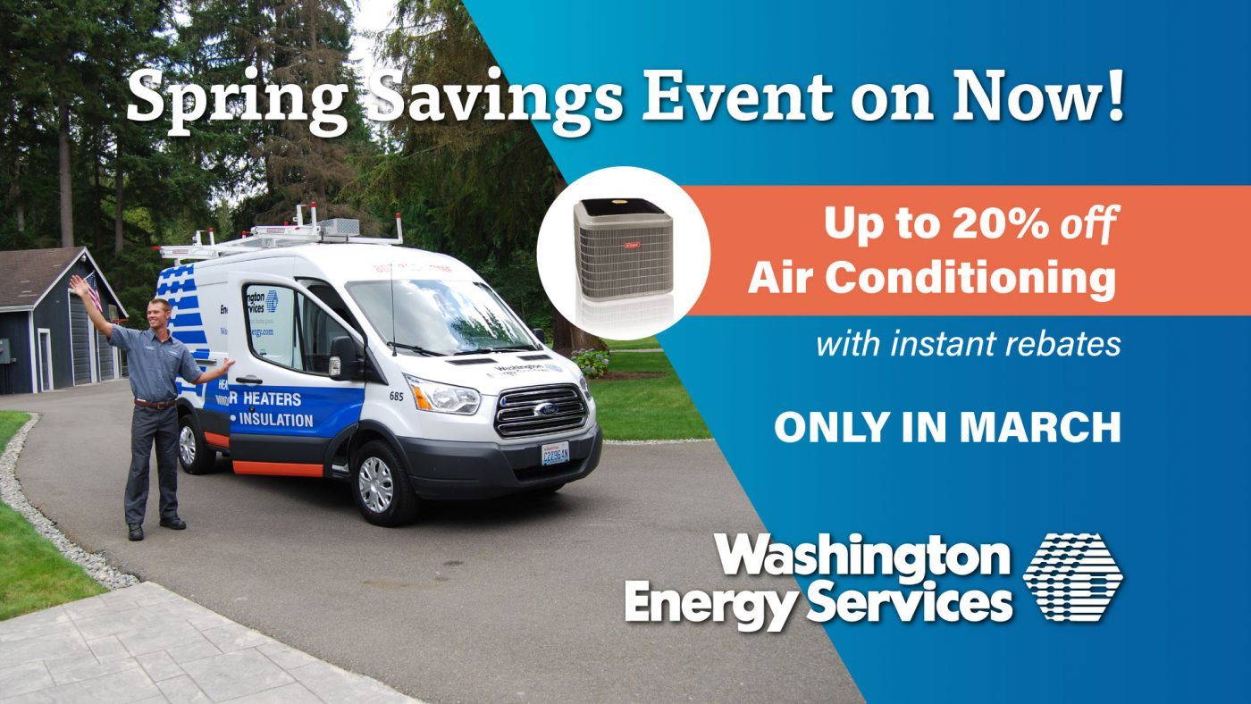 HVAC discounts installation