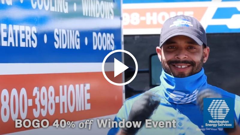 Bellevue window sale video
