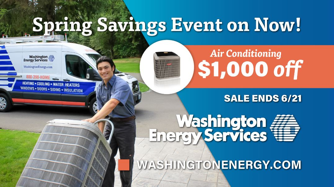 Seattle Air Conditioning Discount